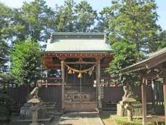 境内社熊野神社