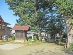 大和田氷川神社境内社
