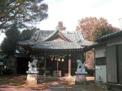 白子諏訪神社