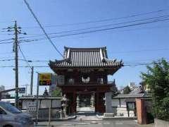 浄念寺山門