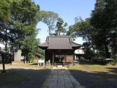 川田谷諏訪神社