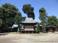 桶川稲荷神社神楽殿