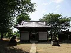 三田原氷川神社