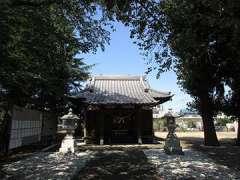 諏訪雷電神社