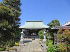 高林寺本堂