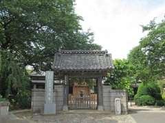 真福寺山門