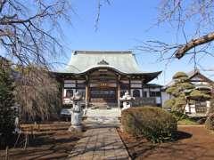 圓蔵院本堂