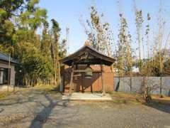 満蔵寺鐘楼