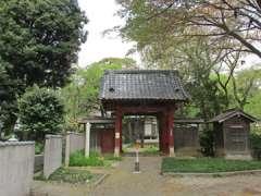 妙玖寺山門