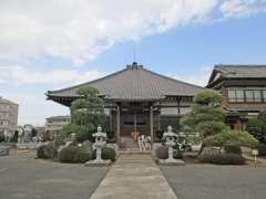 養福寺本堂