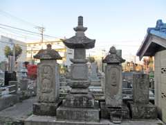 常楽寺石仏