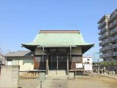 重圓寺本堂