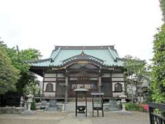 光明寺本堂