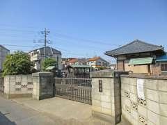 萬行寺山門