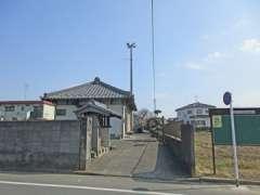 西方寺参道