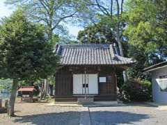 武國神社社殿