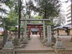 加茂神社鳥居