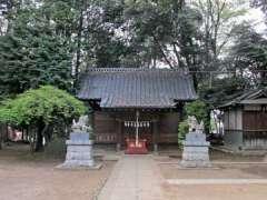 加茂神社社殿