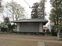 加茂神社神楽殿