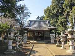 日進神社社殿