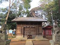土呂神明社