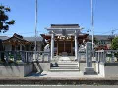 吉野神社鳥居