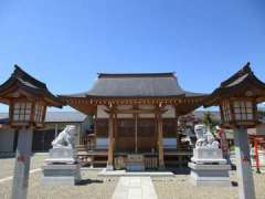 吉野神社社殿