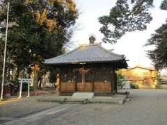 風渡野天神社