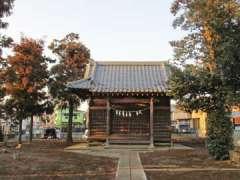 五反田神明神社