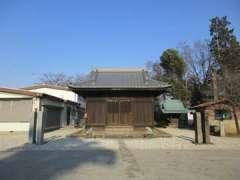 膝子八幡神社