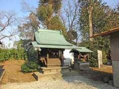 膝子八幡神社境内社