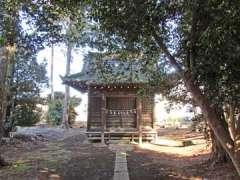 掘の内神明神社