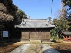 片柳熊野神社