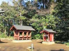 片柳熊野神社境内社