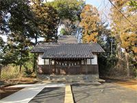 御蔵神明神社