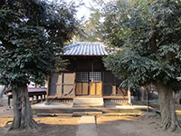 東宮下八幡神社