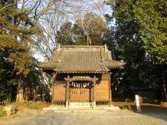 東宮下氷川神社