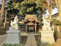 大谷氷川神社