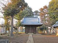 猿ヶ谷戸神明神社