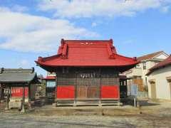 染谷八雲神社