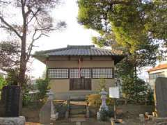 湯殿神社社殿