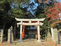 島根氷川神社鳥居