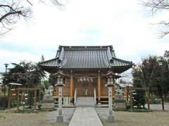 足立神社社殿