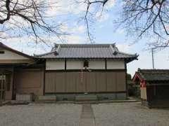 別所八幡神社