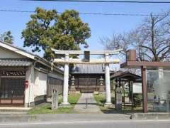 金山神社鳥居