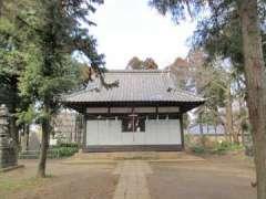 指扇氷川神社