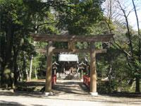 氷川神社境内社宗像神社
