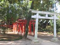 氷川神社末社稲荷神社