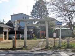多子稲荷神社鳥居