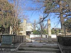 圓蔵寺山門
